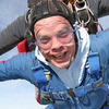 Skydiving,Smile for the camera