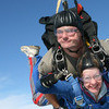Having Fun Tandem Skydiving
