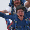 Tandem Skydiving is fun!