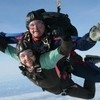 Nathan Frank, Having a good time skydiving!